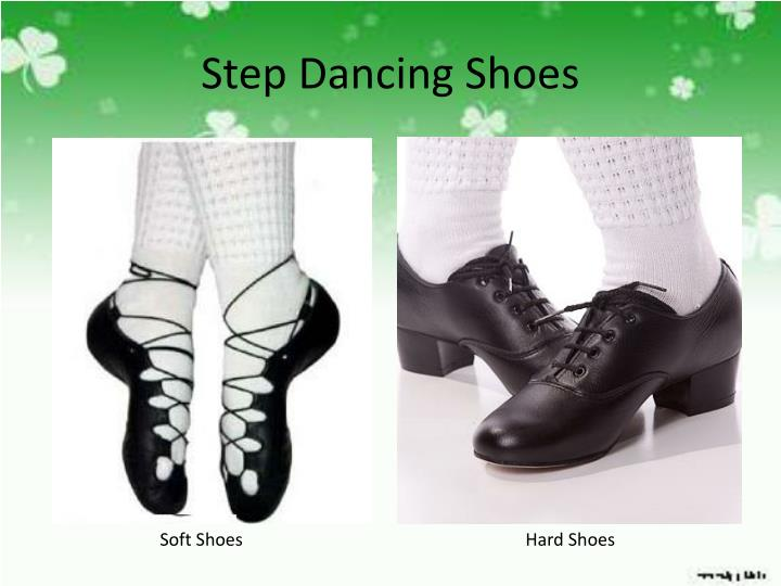 Boys Irish Dancing Shoes