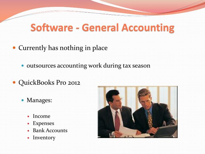Software - General Accounting