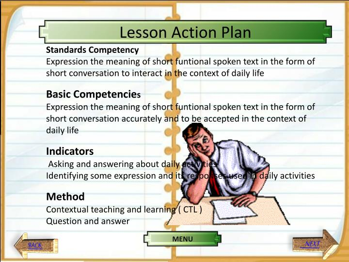 Standards Competency