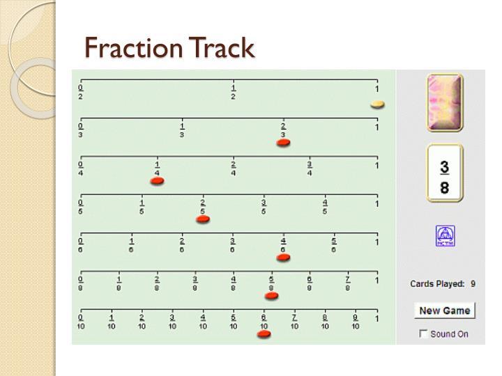 Fraction Track