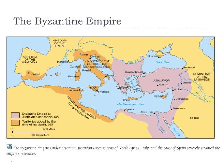 The Byzantine Empire