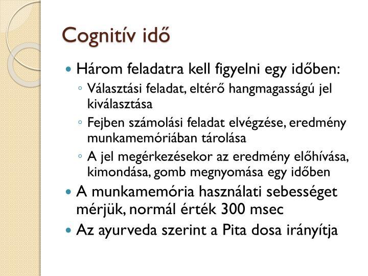 Cognitív