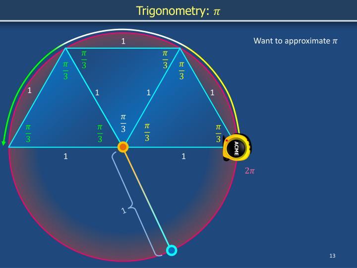 Trigonometry: