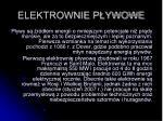 elektrownie p ywowe