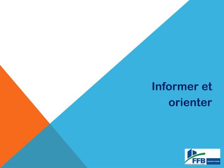 Informer et