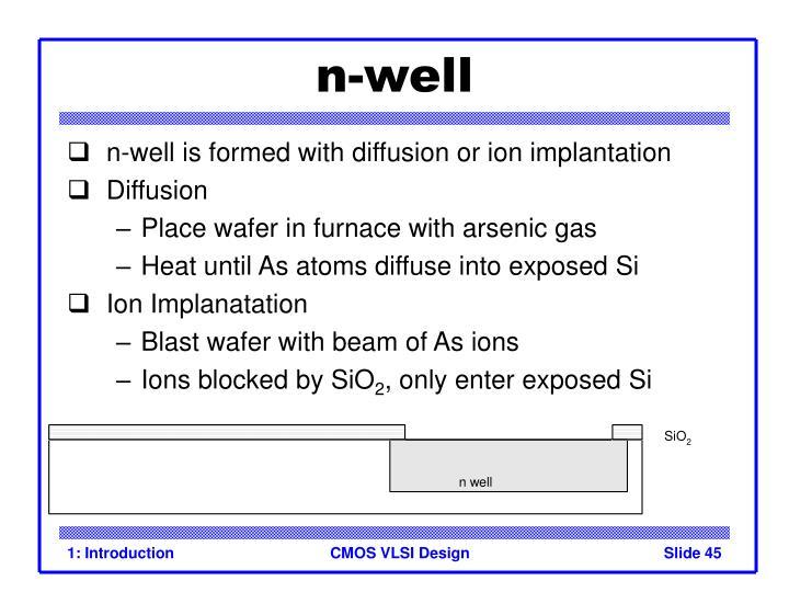 n-well