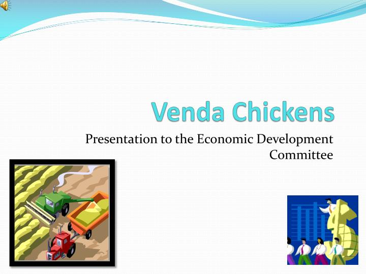 Venda chickens