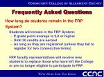 frequently asked questions10