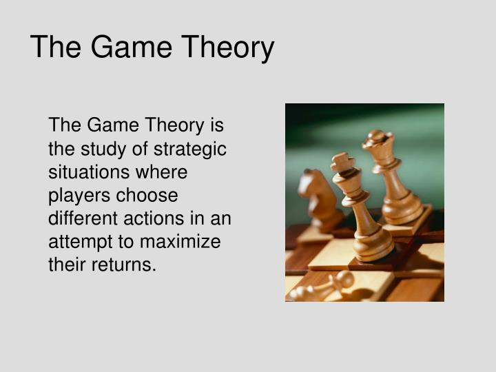 The Game Theory