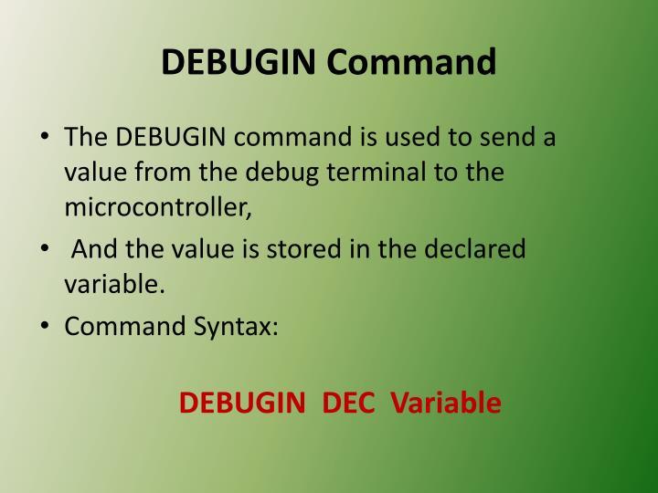 DEBUGIN