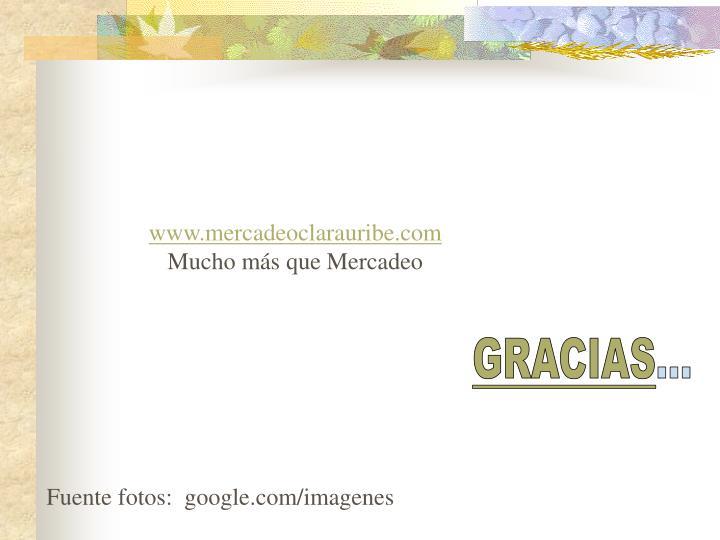 www.mercadeoclarauribe.com