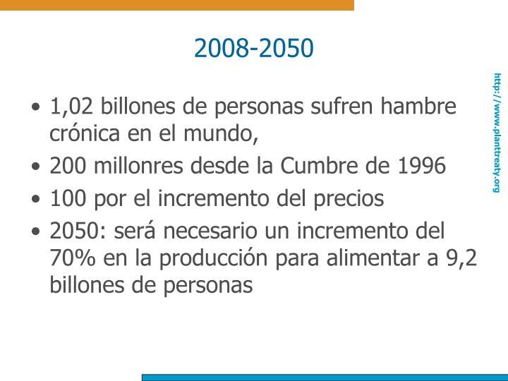 2008-2050