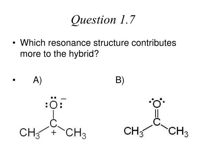 Question 1.7