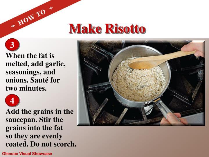 Make Risotto