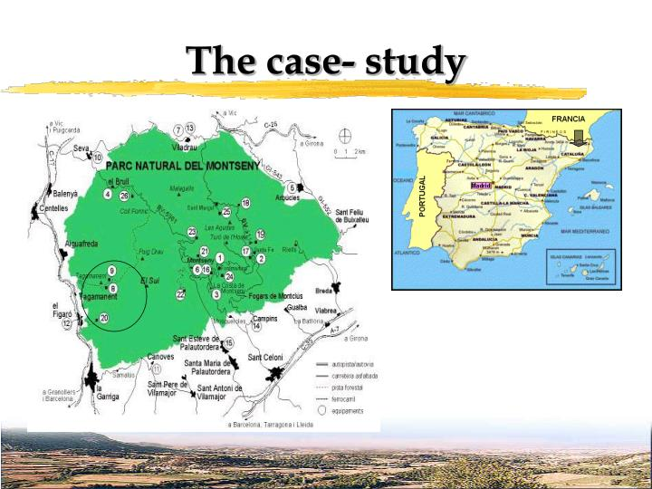The case- study
