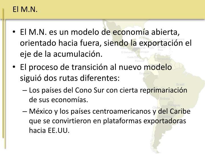 El M.N.