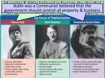 totalitarian regimes in europe asia