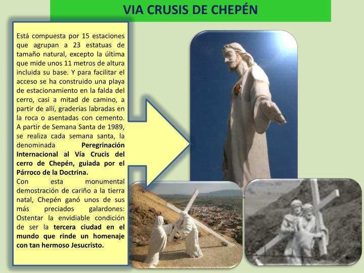 VIA CRUSIS DE CHEPÉN
