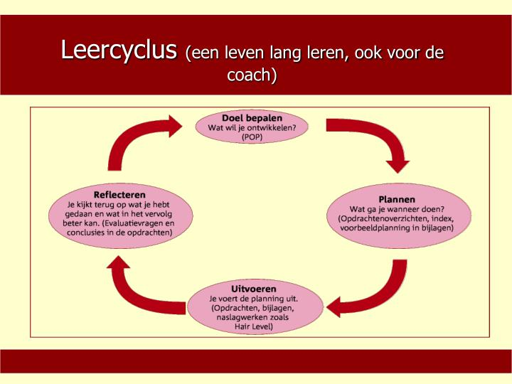 Leercyclus