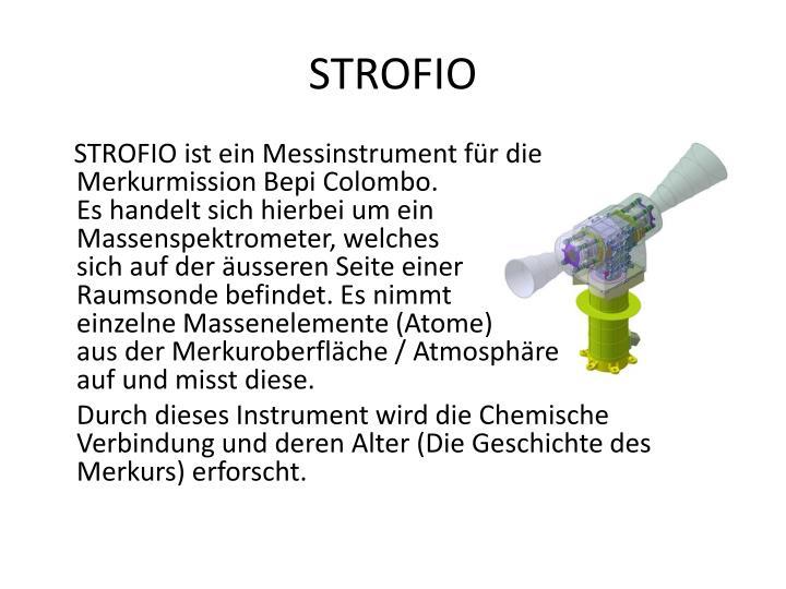 STROFIO