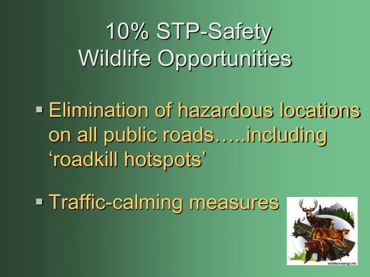 10% STP-Safety
