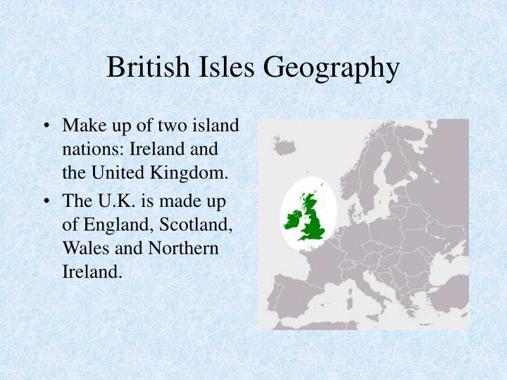 British Isles Geography