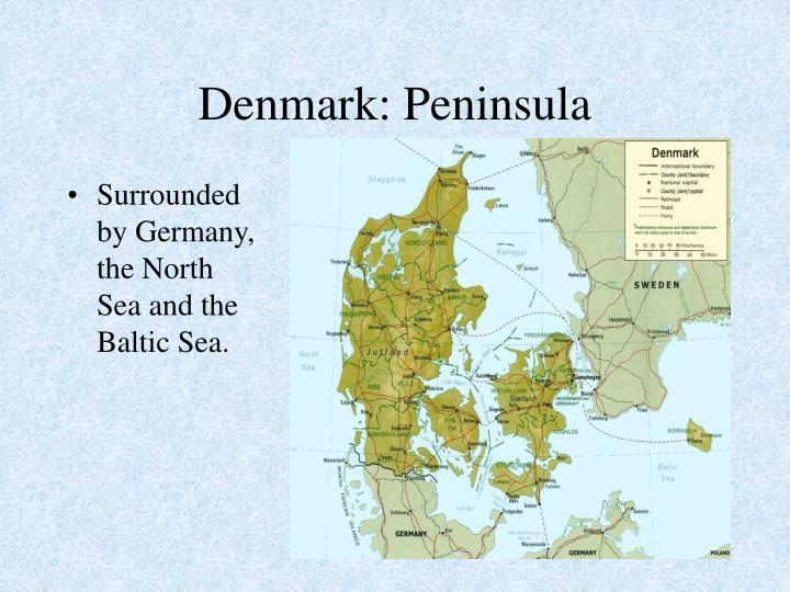 Denmark: Peninsula
