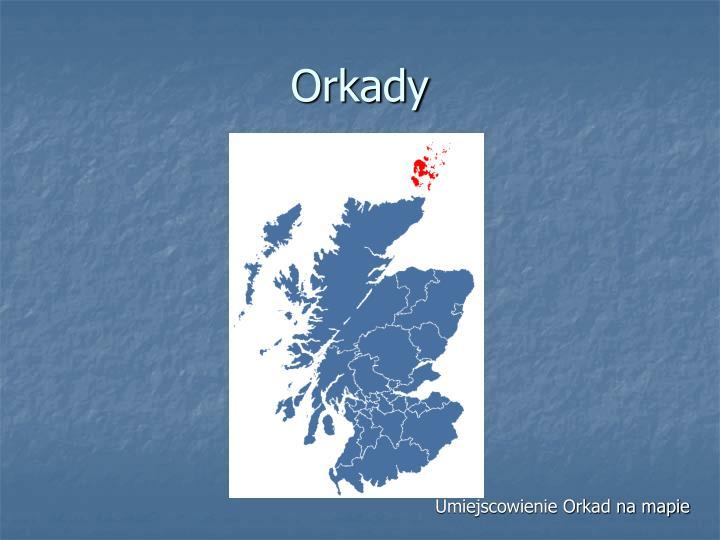Orkady