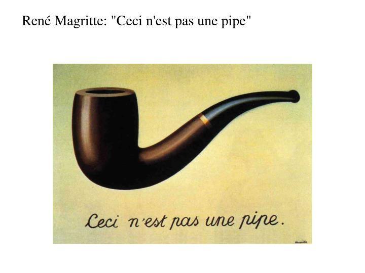 René Magritte: