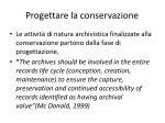 progettare la conservazione1