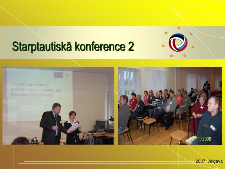 Starptautiskā konference 2