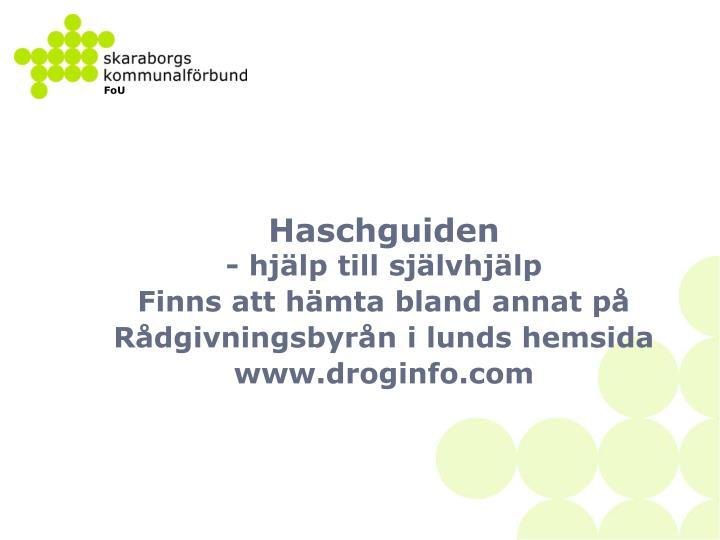 Haschguiden