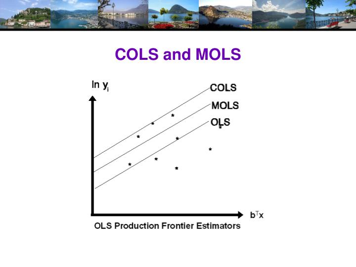COLS and MOLS