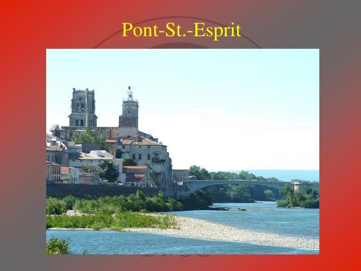 Pont-St.-Esprit