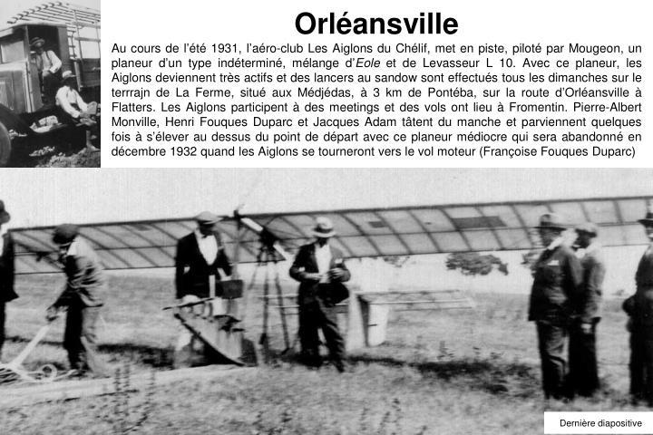 Orlansville