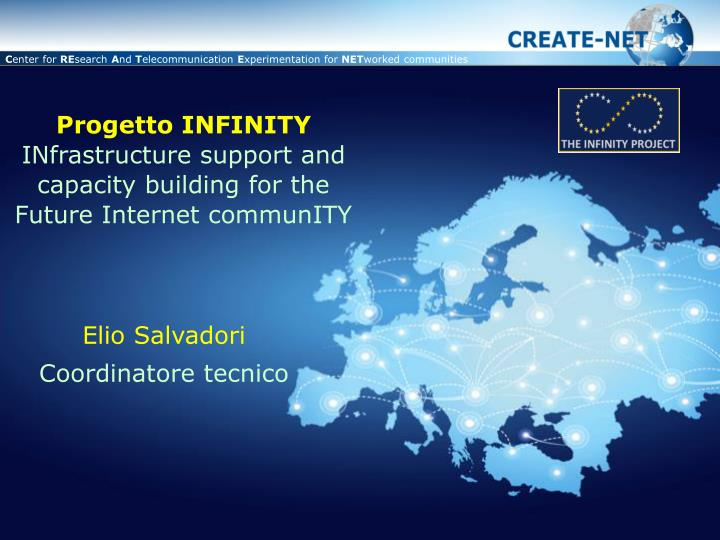 Progetto INFINITY