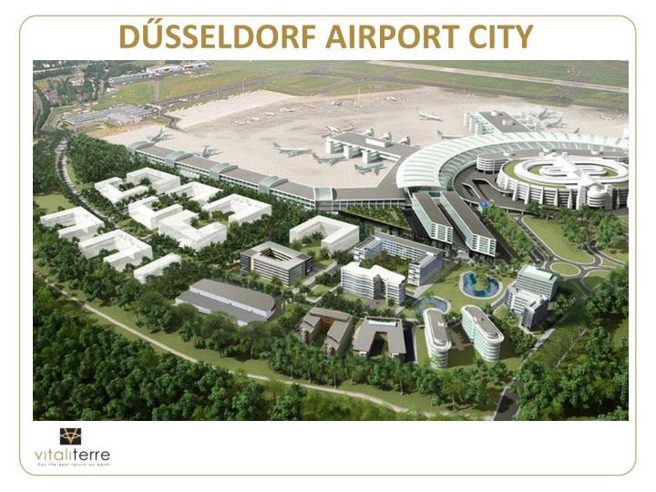 DŰSSELDORF AIRPORT CITY
