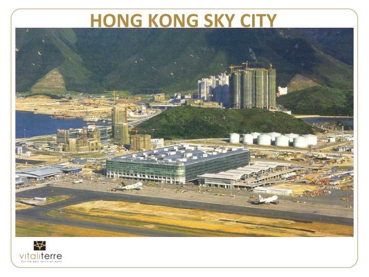 HONG KONG SKY CITY