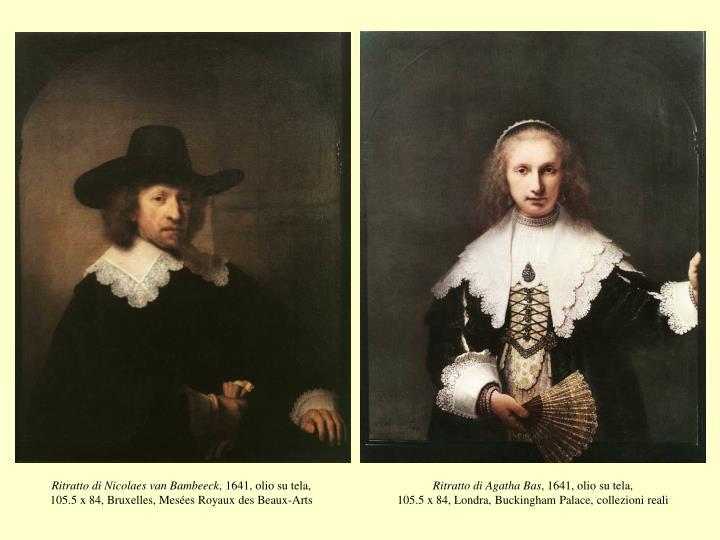 Ritratto di Nicolaes van Bambeeck