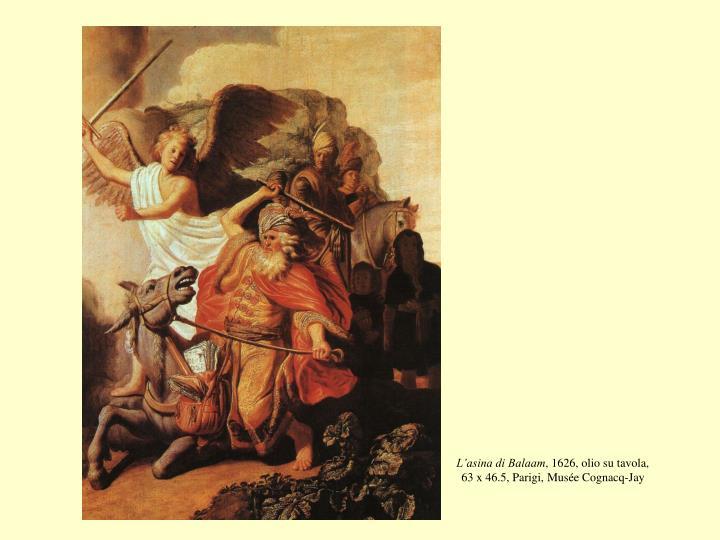 L'asina di Balaam