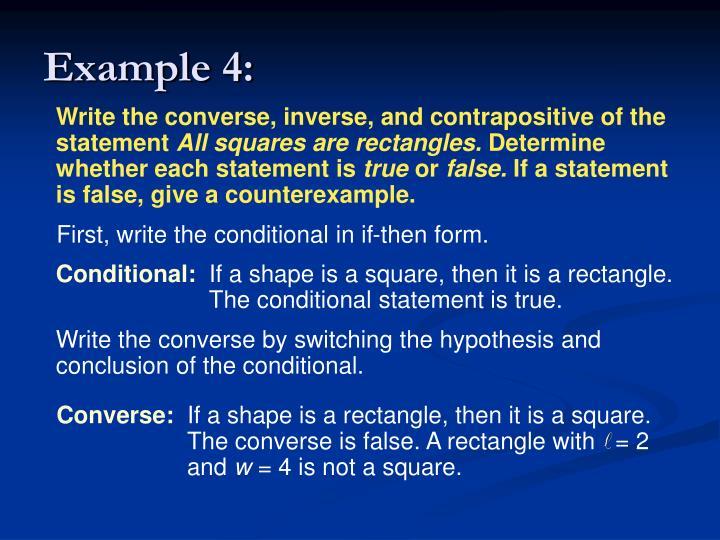 Converse: