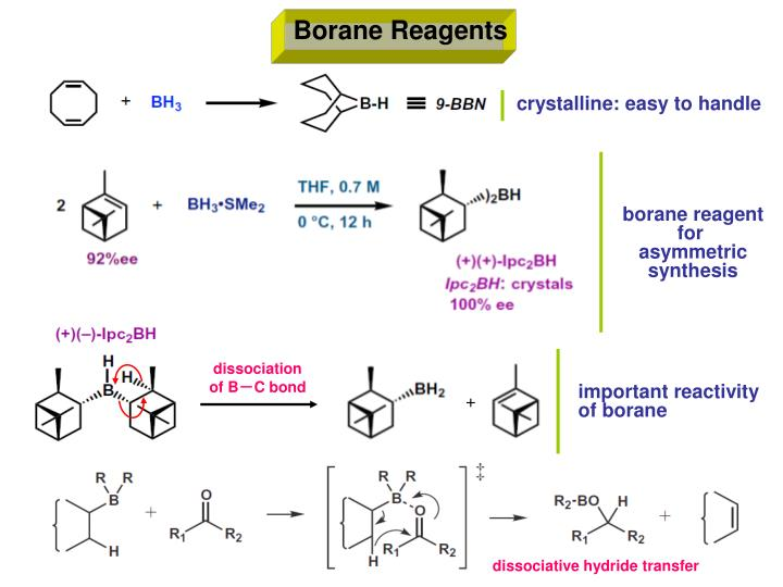 Borane Reagents