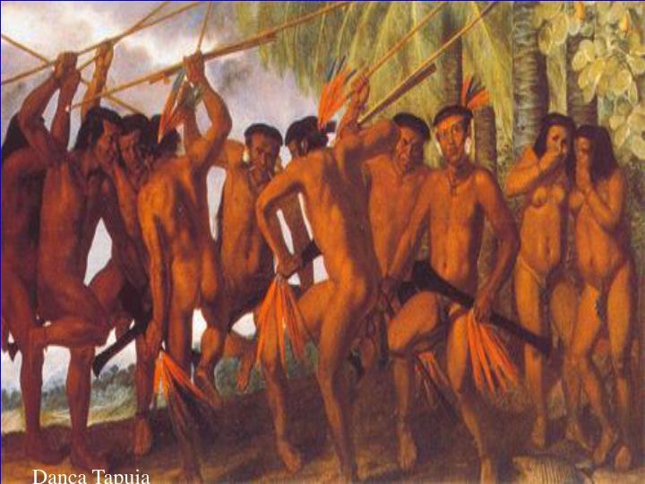 Dança Tapuia