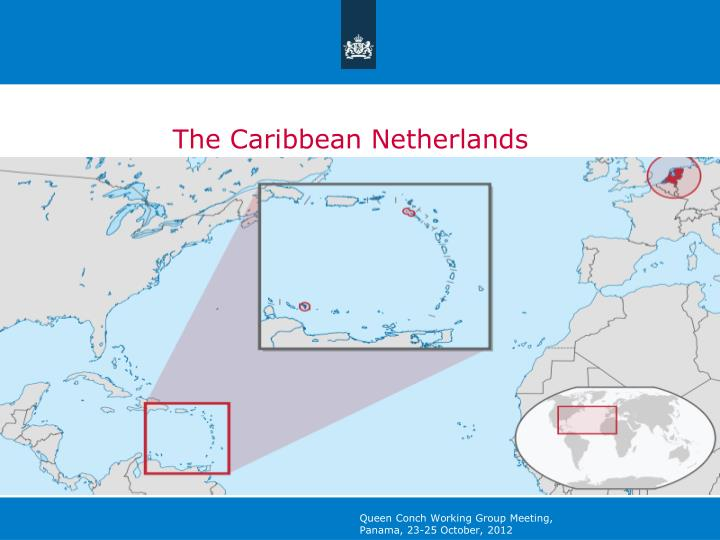 The Caribbean Netherlands