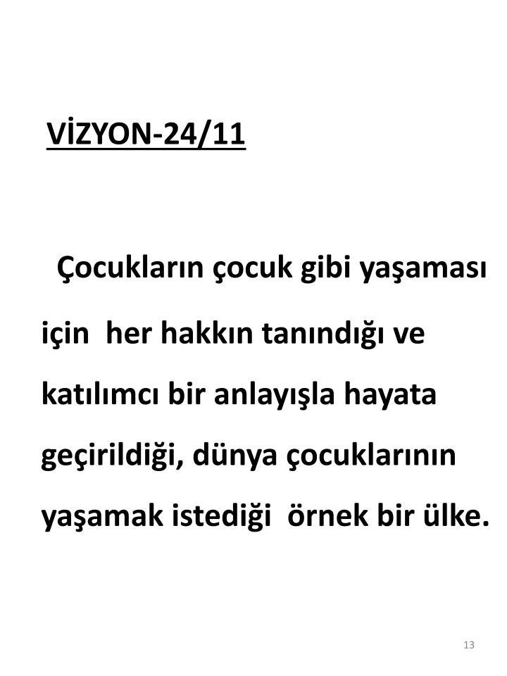 VİZYON-24/11
