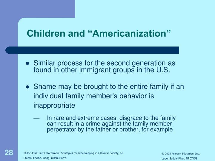 "Children and ""Americanization"""
