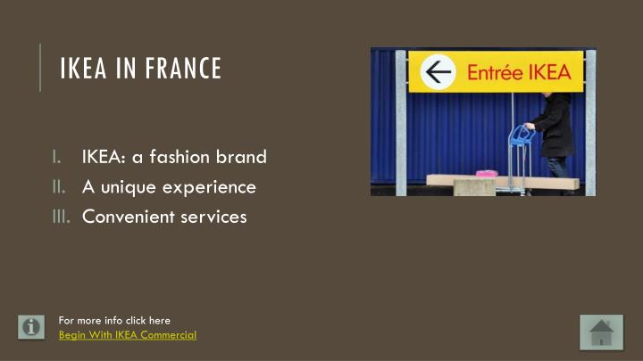 Ppt ikea history and business strategy powerpoint - Ikea shop online france ...