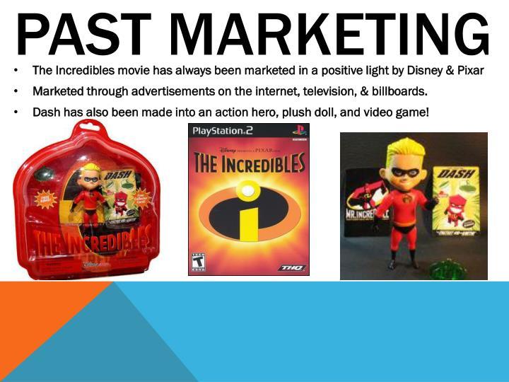 Past Marketing