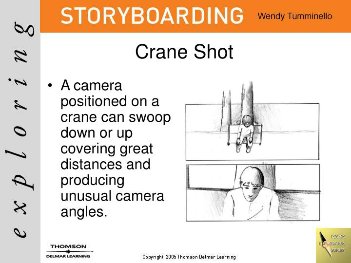 Crane Shot