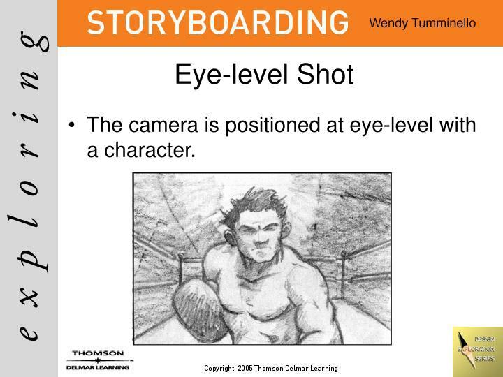 Eye-level Shot